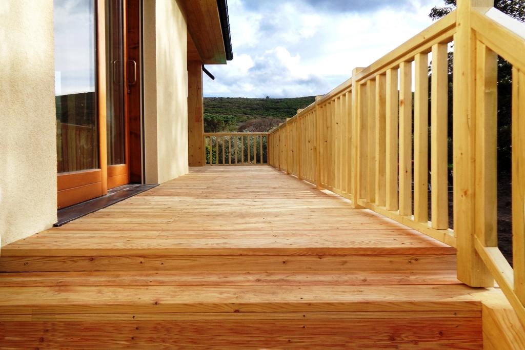 casa de madera SATE