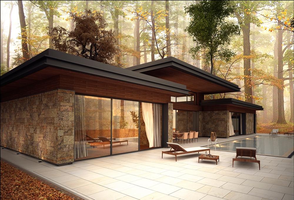 Casa Foresta acceso