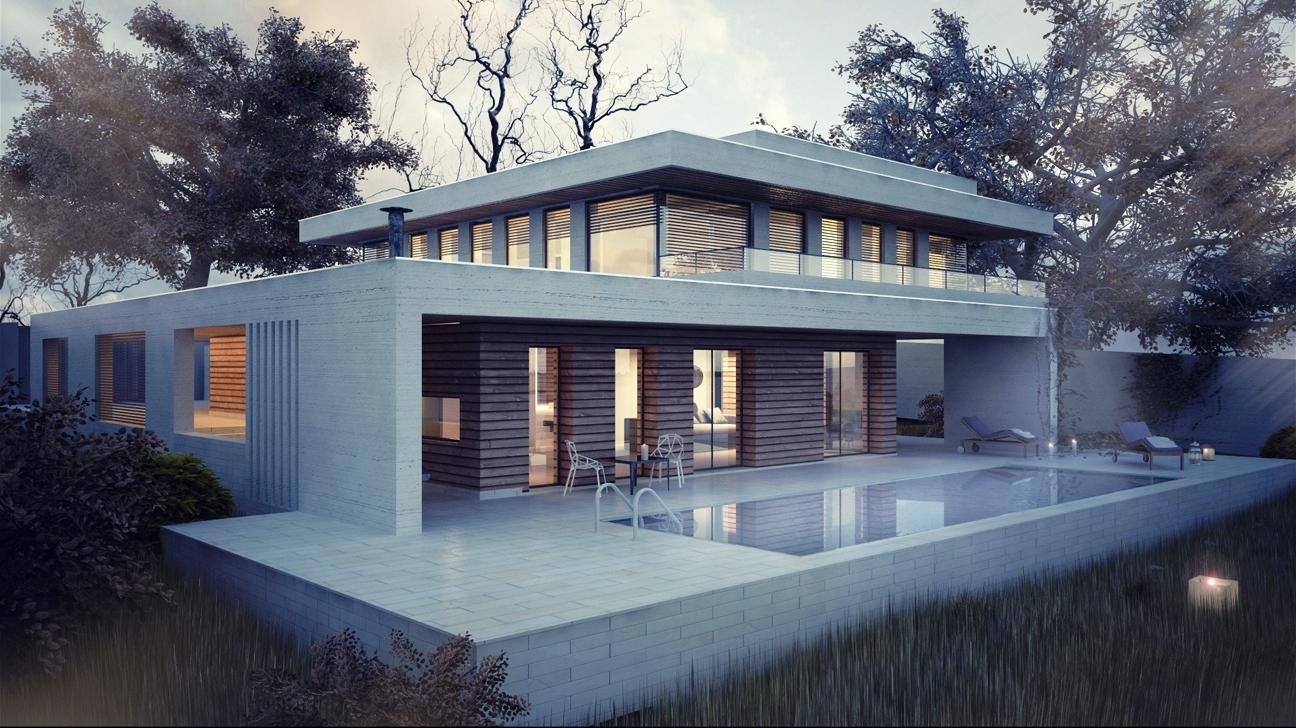Casa Naranco porche