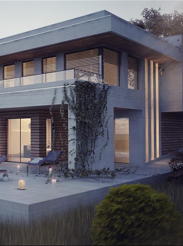 Casa Naranco detalle