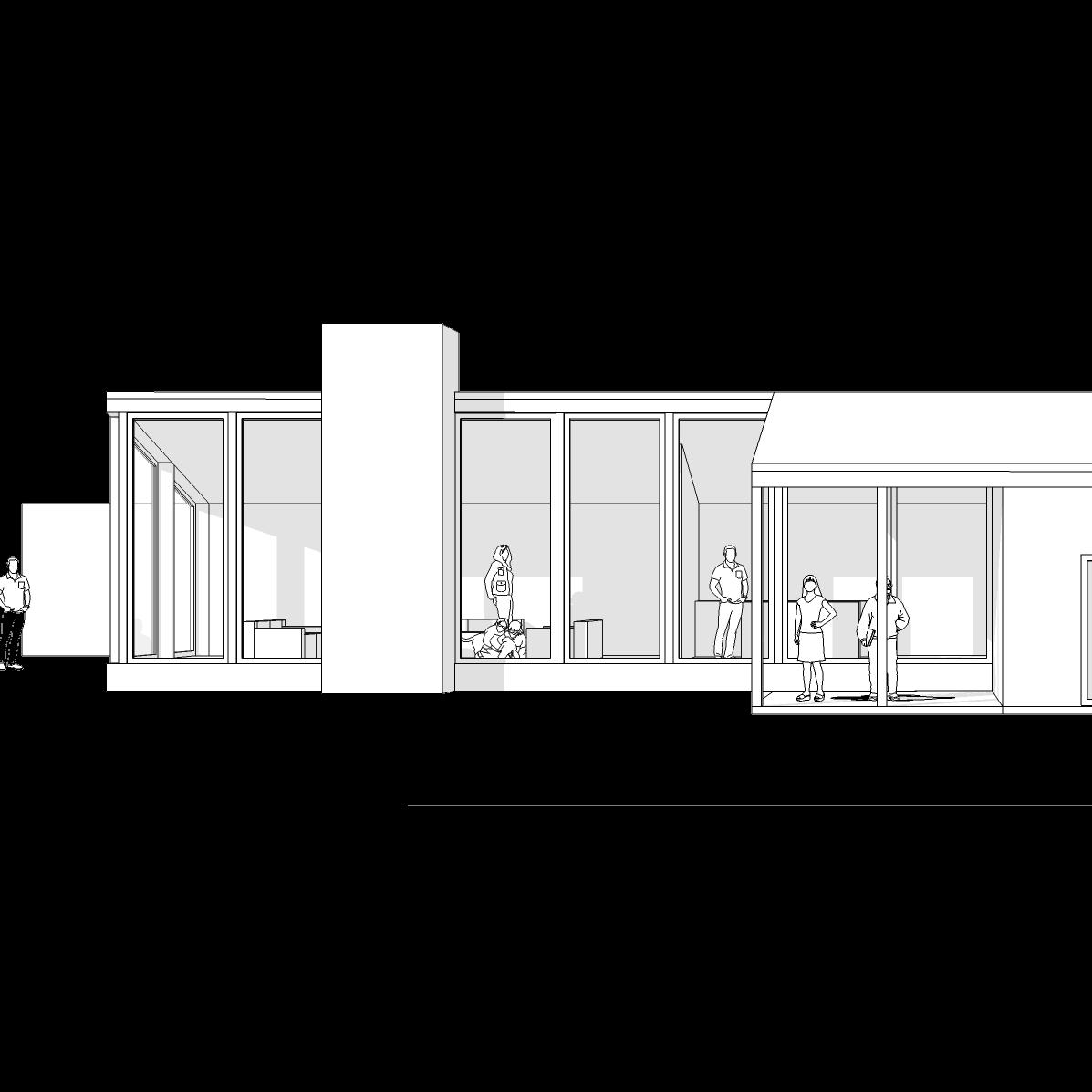 Casa Nitel pabellon